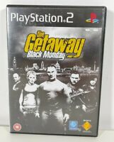 The Getaway: Black Monday Playstation 2 PS2 Game Near Mint Complete + Poster PAL