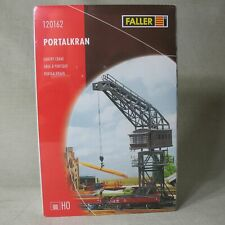 FALLER 120162 HO GANTRY CRANE BRÜCKENKRAN KIT NIB NEW SEALED B5