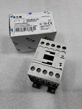 XTCE012B10A Type DILM12-10 3 Pole 12 Amp Siemens Contactor NEW!