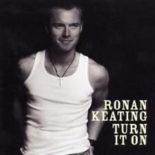 Ronan Keating : Turn It on CD (2004)