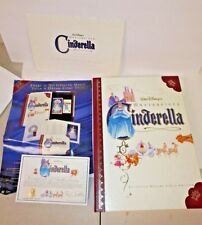 Walt Disney Cinderella Masterpiece Collection VHS Video Box Set disneyana RARE