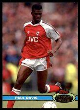 Topps P//Liga de Oro 2002 Thierry Henry-Arsenal HOT SHOT Nº A3