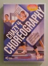 CRAZY 4 CHOREOGRAPHY volume 1 the essential step library    DVD