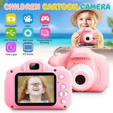 Kids Camera Children Digital Cameras for Girls Toys 1080P Toddler Video