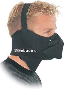 RU Outside Breath Deflector Mask, Black One Size Fits All FOGEVADOR RU001 50200