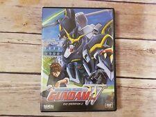 Gundam Wing Operation 2 (DVD, 2000) Great Shape