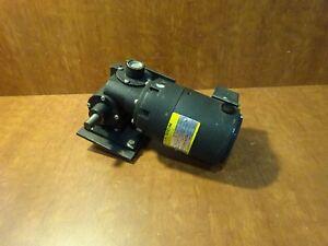 BALDOR 30-DB-0 220VDC gear motor
