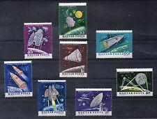 Hungria Espacio Serie del año 1964 (BY-148)