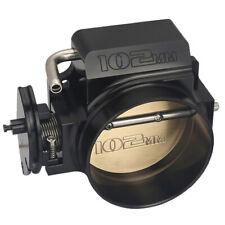 New 102mm Throttle Body Black LS1 LS2 LS3 GM Gen III LS6 LS LS7 SX Bolt Cable