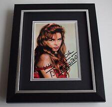 Brigitte Bardot SIGNED 10X8 FRAMED Photo Autograph Hollywood Film AFTAL & COA