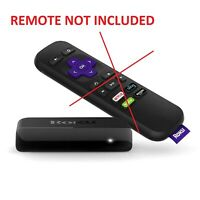 Roku Premiere 4K HDR Streaming Player Ultra HD (3920RW) [MISSING REMOTE CONTROL™