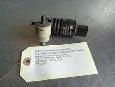 Laveuse pompe Opel Astra J 13250357 1.7 CDTi 81kW A17DTJ 87415