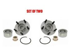 Front Wheel Hub And Bearing Kit Assy For Nissan Maxima  2000-2008  SET OF TWO