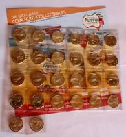 2019 Great Aussie Coin Hunt Complete Set 26 Coins A to Z Choice UNC. - GEM UNC.