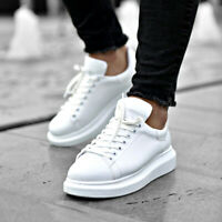 Apollo Mens Sneakers Alexander Mcqueen Style with 3 Colors Option