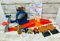Blaze and the Monster Machines Monster Dome Racing Playset & Vehicles Bundle