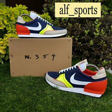 ❤ BNWB & Authentic Nike ® Daybreak Type Trainers in Obsidian & Volt in UK Size 9