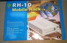 Qty 2 -  Lian-Li RH-10 Mobile Rack for IDE HDD, Complete - Inner Frame and Tray
