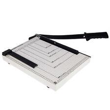 15 Desktop Paper Cutter Office Scrap Booking Blade Photo Sheet Trimmer Machine