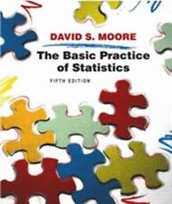 The Basic Practice of Statistics by David S. Moore, 5th Edition (Hardcover)