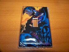 SUPERMAN LIGHT SWITCH PLATE #2