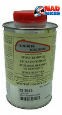 Tank Cure Epoxy Resin Sealer Remover for Fuel / petrol Tanks. Classic Bike 500ml