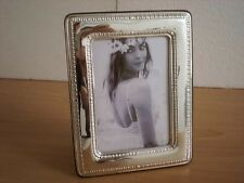 WEDDING GIFT Sterling Silver Photo Picture Frame Handmade *1011/ 9×13 GB new