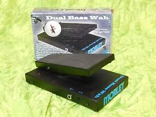 Morley Dual Bass Wah in Original Box WOW!