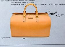 Leather Pattern DIY Designs Bag Paper Sweing Template Drawing Tools 9073