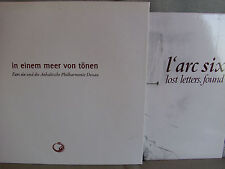 L´arc Six- In einem Meer aus Tönen/ Lost Letters Found- 2 CDs