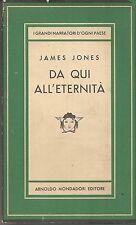 DA QUI ALL'ETERNITA'  Vol. II - JAMES JONES