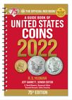 New 2022 Official Red Book Redbook Guide Of US Coins Price List Catalog Spiral