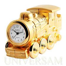Orologi da tavolo analogico in oro