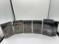 Classical Piano And Orchestral Music. Readers Digest Cassette Tapes. With Rack