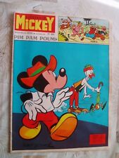 MICKEY no 880-04/1969--RC DIVERS--.PUB DINKY TOYS-VOIR