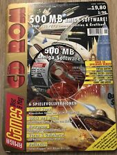 QUICK AND SILVA NECRONOM LETHAL ZONE COMMODORE AMIGA CD ROM  ONLY 1 ON EBAY