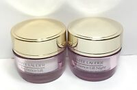 Estee Lauder Resilience Lift Day and Night Cream Deluxe Gift Set 15ml each