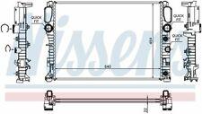 Radiator 62792A Nissens North America