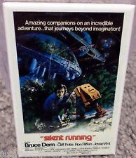 """Silent Running Movie Poster 2"""" x 3"""" Refrigerator Locker MAGNET Dern Potts"""