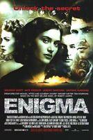Enigma (Einzel Seiten) Regulär) Original Filmposter