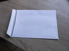 40 Versandtaschen/Briefumschläge C5/A5 weiß ohne Fenster 162x229 mm