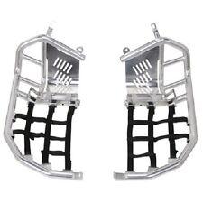 Tusk Foot Peg Nerf Bars Aluminum Heel Guards YAMAHA YFZ450 2004-2013 yfz 450