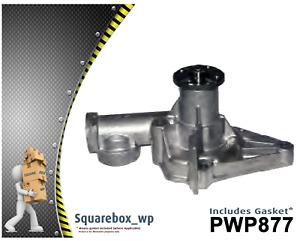 Water Pump PWP877 fits HYUNDAI S COUPE UE Incl. Turbo 1.5L G4EK 6/90 - 12/95