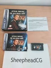 Star Wars The New Droid Army Game Boy Advance - GBA - Complete & Tested Gameboy