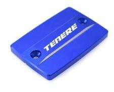 Billet Aluminium Front Brake Reservoir Cap BLUE - Tenere 700 (2019>)