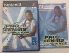 Pro Tennis WTA Tour PS2