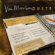 VAN MORRISON - DUETS...RE-WORKING THE CATALOGUE: CD ALBUM (March 16th 2015)