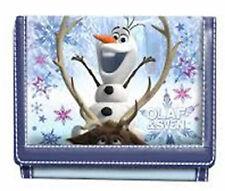 """Disney FROZEN """"Olaf"""" Purse / Wallet - Size:12.5x8.5cm"""