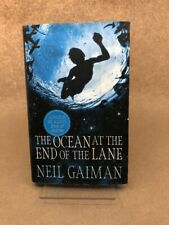 The Ocean at the End of the Lane by Neil Gaiman (Signed, First UK Edition)
