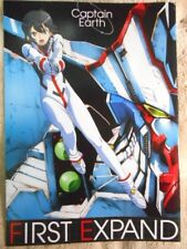 Captain Earth Japanese Booklet Anime Robot sexy MP